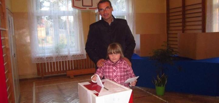 Rodzinne głosowanie w wyborach parlamentarnych 2015